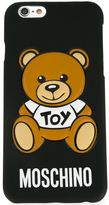 Moschino teddy bear iPhone 6S case - unisex - Polycarbonite - One Size