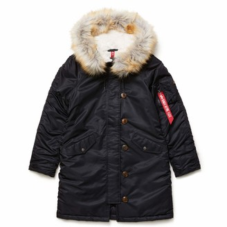 Alpha Industries Women's Elyse Parka (S