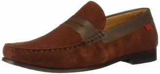 Marc Joseph New York Mens Leather Windsor Place Penny Loafer