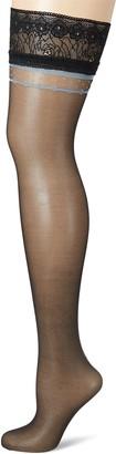 Fiore Women's Milos/Sensual Hold-up Stockings 20 DEN