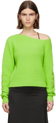 GAUGE81 Green Cashmere Alice Sweater