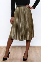THINK CLOSET Sparkle Me Skirt
