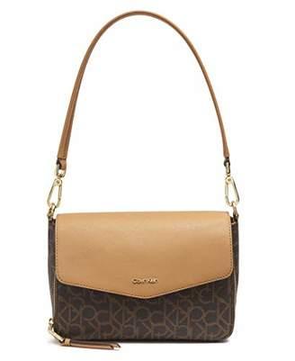 Calvin Klein Ave Signature Demi Shoulder Bag