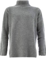 Ports 1961 ribbed turtleneck jumper