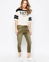 Pepe Jeans Topsy Army Pants with Tapered Leg