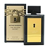 Antonio Banderas The Golden Secret Eau De Toilette Spray 100ml/3.4oz by