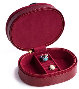 Bey-Berk Bey Berk Leather Jewelry Box