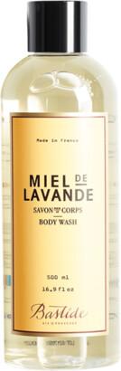 Bastide Miel de Lavande Body Wash, 17 oz./ 500 mL