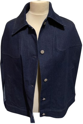 See by Chloe Navy Denim - Jeans Jackets