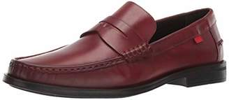 Marc Joseph New York Mens Genuine Leather Made in Brazil Cortlad Loafer Penny