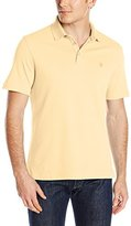 Izod Men's Short Sleeve Windward Cool Interlock Solid Polo