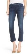 Hudson Women's Bailee Crop Baby Bootcut Jeans