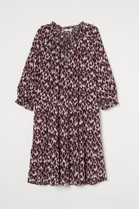 H&M Viscose Dress - Red