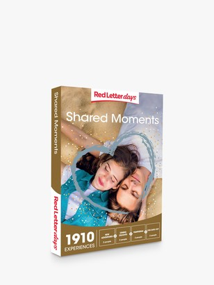 Red Letter Days Shared Moments Gift Experience