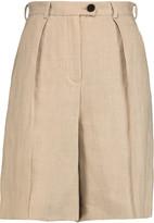 Carven Linen shorts