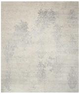 Nourison Shadows Hand-Woven Silk Rug