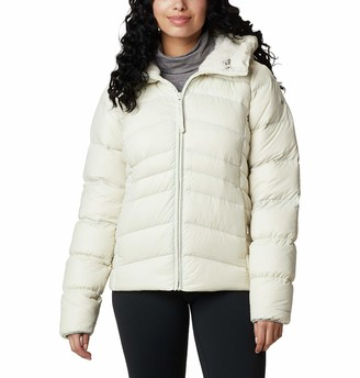 Columbia Womens Autumn Park Down Hooded Jacket