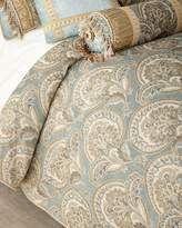 Dian Austin Couture Home Willette Paisley Queen Duvet and Matching Items