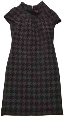 Georges Rech Black Cotton Dress for Women