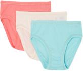 Petit Bateau Pack of 3 girls pants 2-12 years