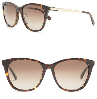 Kate Spade Caileigh 54mm Sunglasses