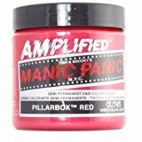 Manic Panic Amplified Pillarbox Red 118ml by