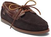 Ralph Lauren Bienne Ii Suede Boat Shoe
