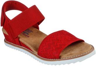 Skechers BOBs Quarter Strap Sandals - Desert Kiss