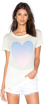 Wildfox Couture Heat Wave Heart Tee