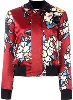 DSQUARED2 'Blossom' bomber jacket