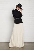 Rachel Pally Long Full Skirt - Cream
