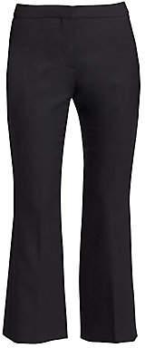 Alexander McQueen Women's Tuxedo Kick-Flare Pants