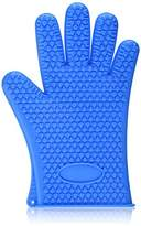 Blue Royal Brush Cleaning Glove From Royal Care Cosmetics