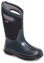 Bogs Boy's Classic Phaser Insulated Waterproof Boot