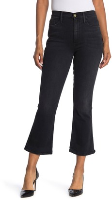 Frame Le Sylie Kick Bootcut Jeans