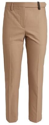 Brunello Cucinelli Skinny Tailored Trousers