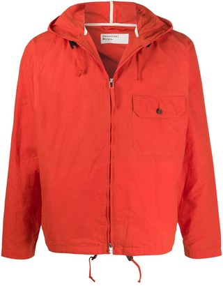 Universal Works Hooded Zipped Jacket