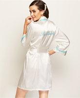 Linea Donatella Satin The Bride Wrap