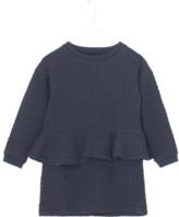 Mini A Ture Navy Blue Dahpne Dress - 3Y - Blue