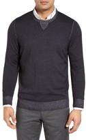 Thomas Dean Men's Crewneck Sweater