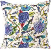 Hamam Royal Aqua Floral Cushion Cover