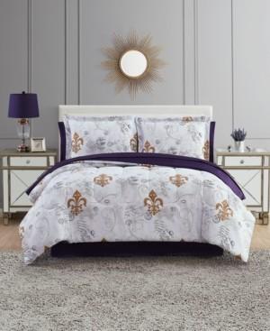 Pem America Jean California King 8PC Comforter Set Bedding