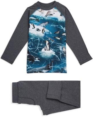 Molo Tedros Long Sleeve Pyjamas