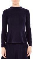Sandro Avery Textured Sweater