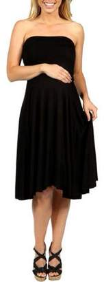 24/7 Comfort Apparel Irresistible Party Maternity Dress
