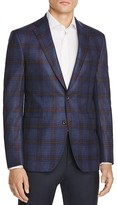 Jack Victor Loro Piana Plaid Favola Classic Fit Sport Coat - 100% Bloomingdale's Exclusive
