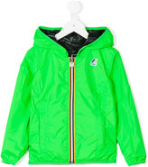 K Way Kids - reversible jacket - kids - Polyamide/Polyester - 4 yrs