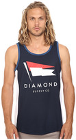 Diamond Supply Co. Yacht Color Block Tank Top