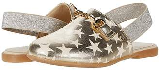 Naturino Vieste SS20 (Little Kid) (Gold) Girl's Shoes