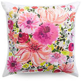 Kate Spade Floral Decorative Throw Pillow- 20 in.
